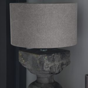Lampenkap Aura Calcaire