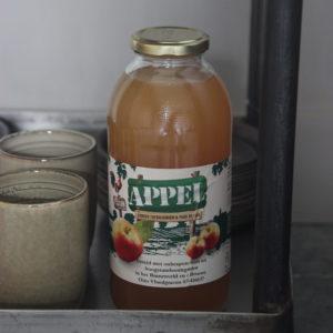 Biologische appelsap