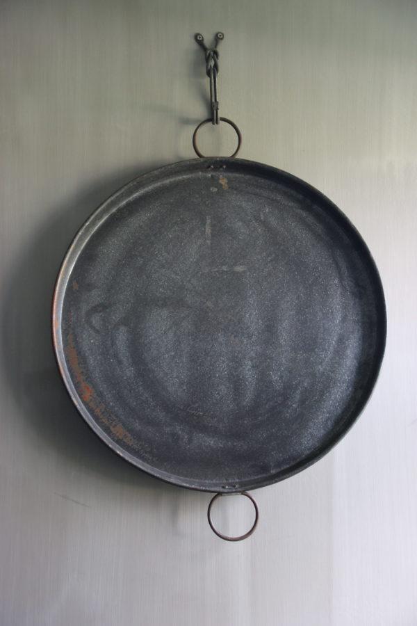 IJzeren tray grijs