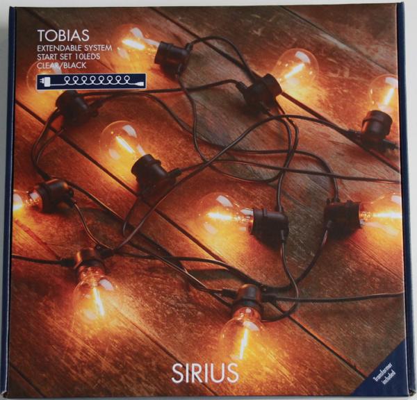 Tobias start set