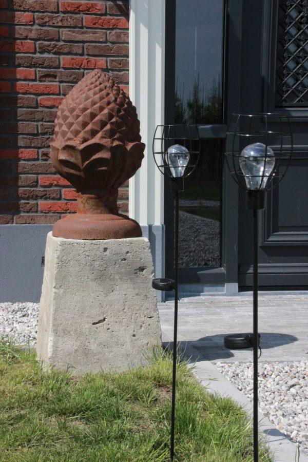 Solarlamp tuinsteker