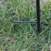 Voet solarlamp tuinsteker