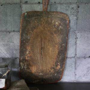 Oude houten plank
