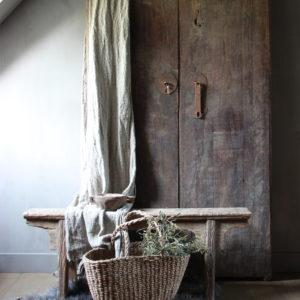 Set oude deuren
