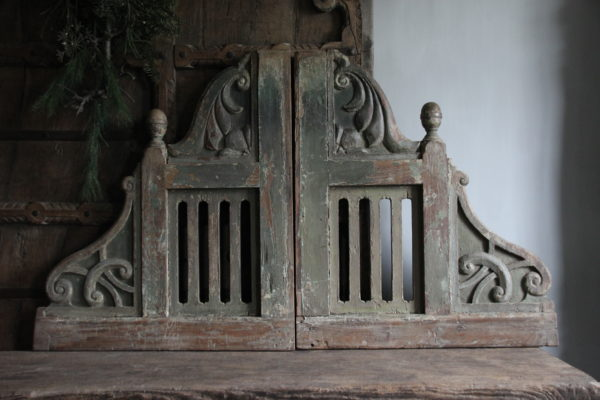 Set houten panelen Aura Peeperkorn