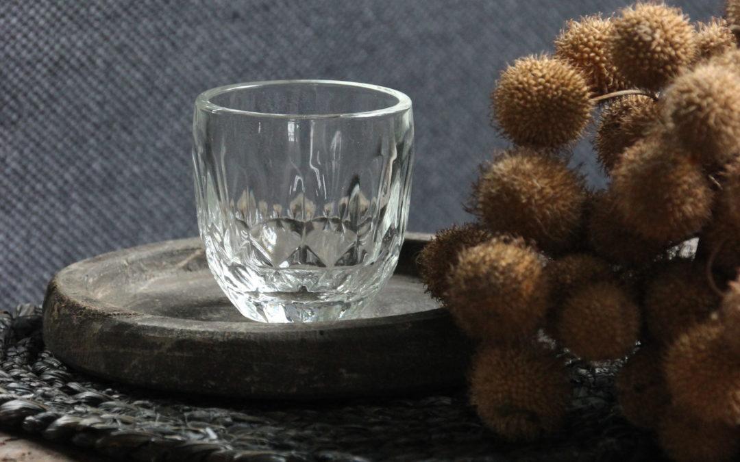 Espresso glas Lyonnais