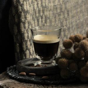 Waterglas/koffieglas laag Perigord