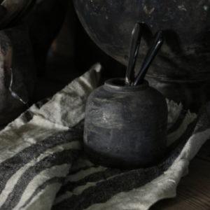 Wooden pott Aura Peeperkorn