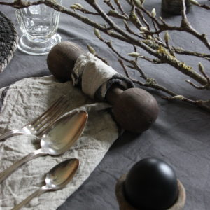 Houten ornamentje