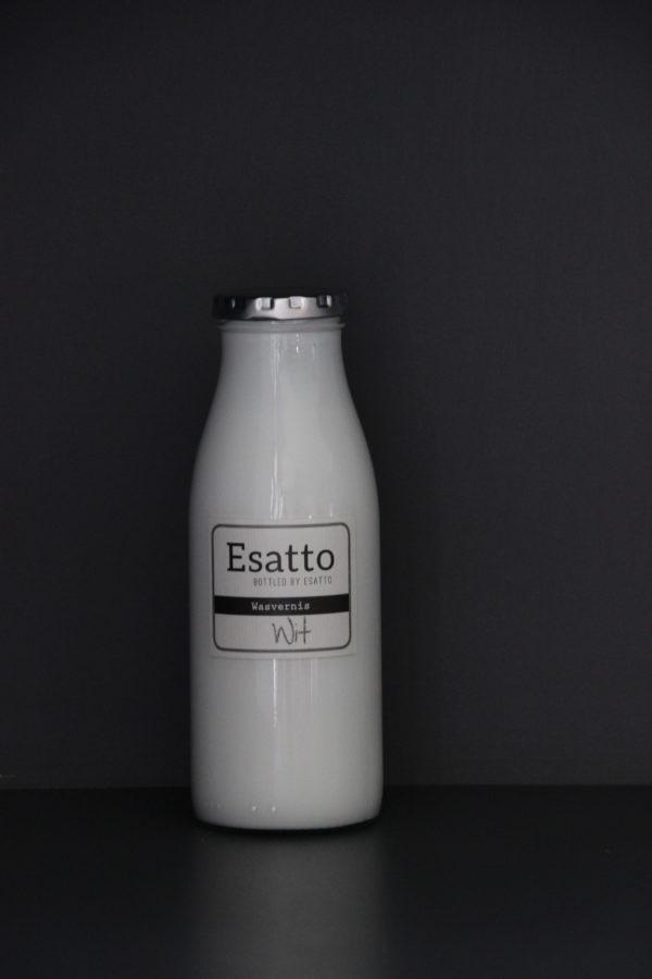 Wasvernis Wit 500 ml