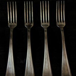 Oude vorken