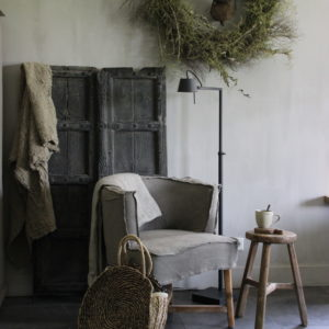 Wooden doorpanel Aura Peeperkorn