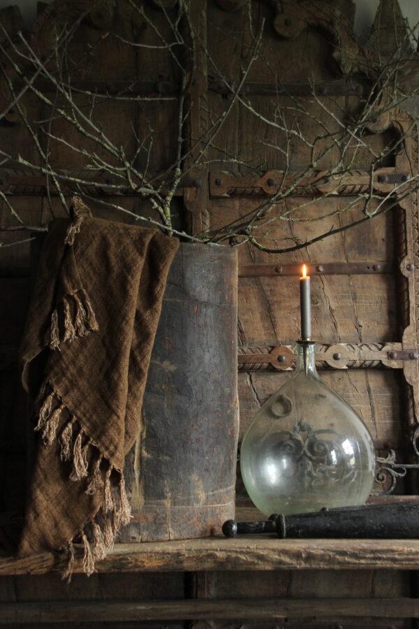 Wooden bucket Aura Peeperkorn