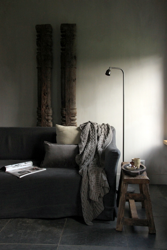 Vloerlamp Aura Peeperkorn boogmodel LED hoog