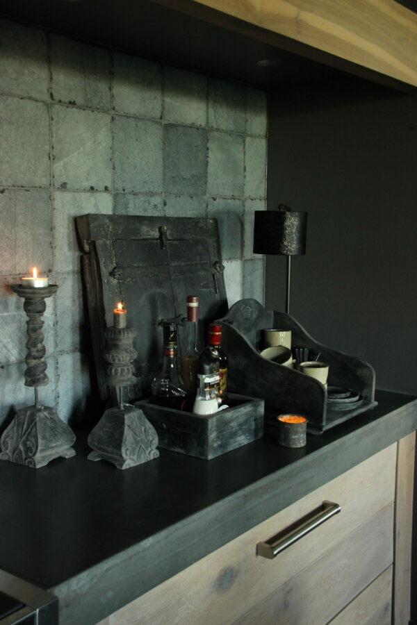 Tafellamp Aura Peeperkorn boogmodel