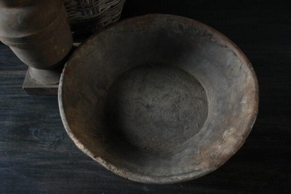 Houten schaal Aura Peeperkorn
