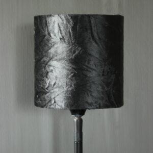 Lampenkap fluweel sylt espresso/t 151515 Aura Peeperkorn