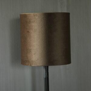 Lampenkap fluweel berber/t 151515 Aura Peeperkorn