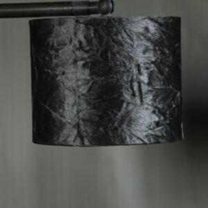 Lampenkap fluweel sylt espresso/t 151512 Aura Peeperkorn