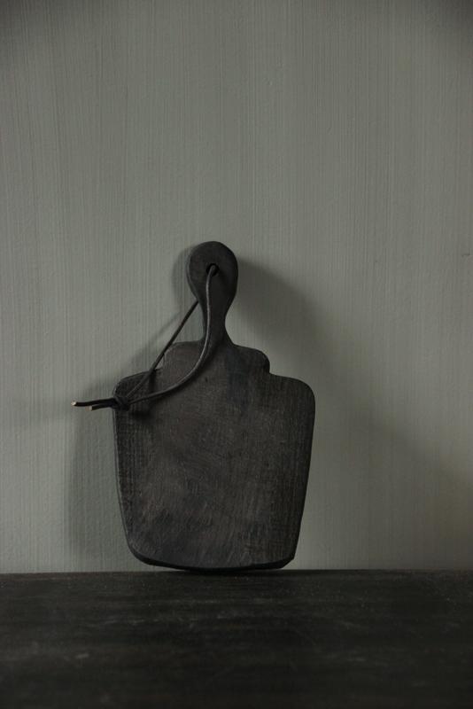 Onderzetter oud eikenhout S