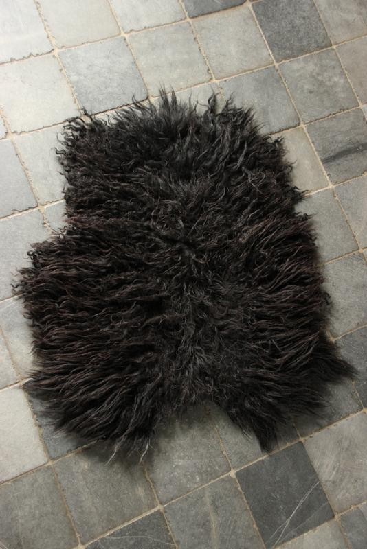 Gevilt schapenvacht 130 x 85cm
