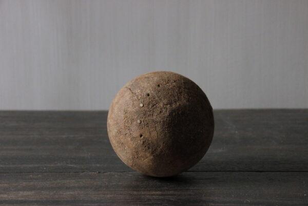 Effen houten bal