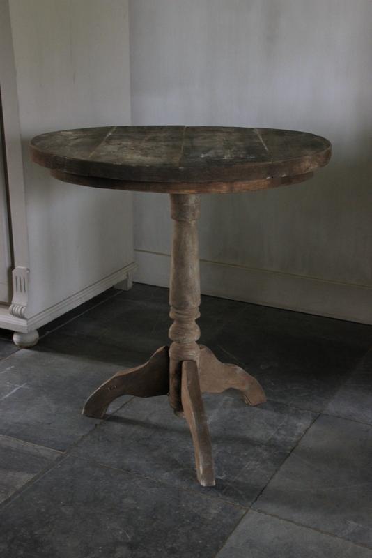 Wijntafel diameter 70 cm
