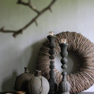 XXL krans mactan gras diameter 87 cm